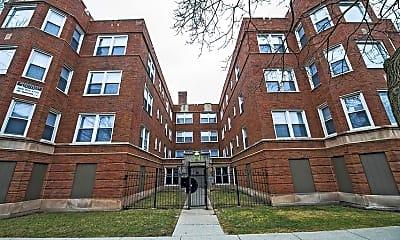 Building, 8152 S Evans Avenue, 0