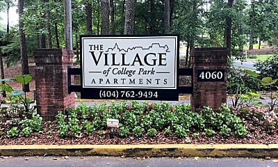 The Village of College Park, 1