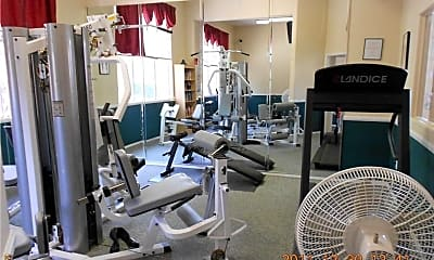 Fitness Weight Room, 8501 W University Ave, 2