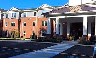 Building, Snowden Senior 55+, 2