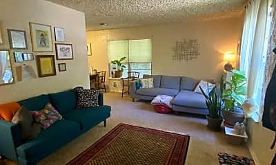 Living Room, 5408 Joe Sayers Avenue, 0