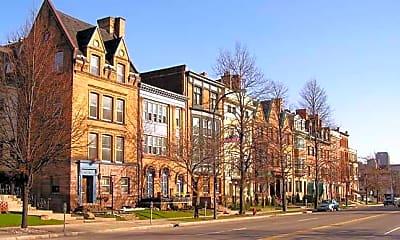 Building, 479 Delaware, 1