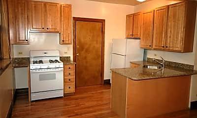 Kitchen, 3219 W Belle Plaine Ave, 1