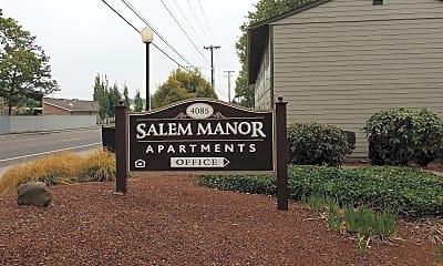 Salem Manor, 1
