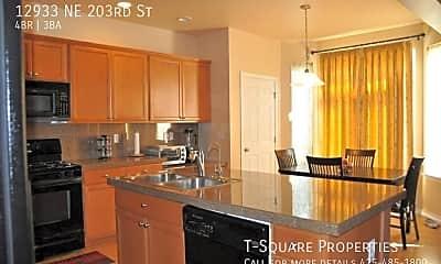 Kitchen, 12933 NE 203rd St, 1