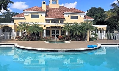 Pool, 2331 NW 33rd St 310, 0
