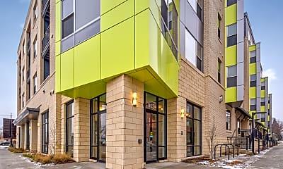 Building, 8Twenty Park Apartments, 0