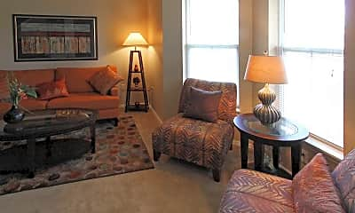 Living Room, Mansions at Technology Park, 1