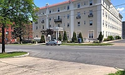 Pontiac Terrace Apartments, 0