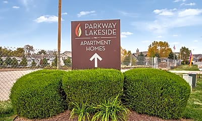 Community Signage, Parkway Lakeside, 2