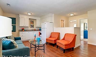 Living Room, 3027 Adams Blvd, 0