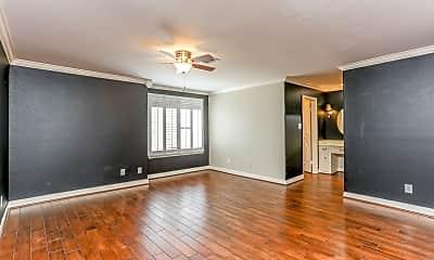Living Room, 1606 S Gessner Rd, 2
