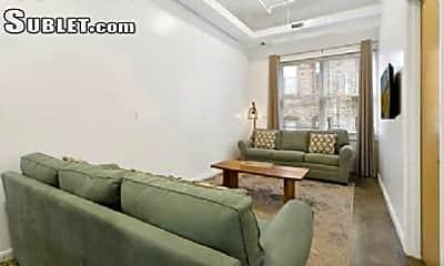 Living Room, 414 W 45th St, 0
