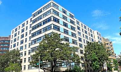 Building, 2401 H St NW 206, 0