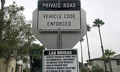 Las Brisas Apartments, 1