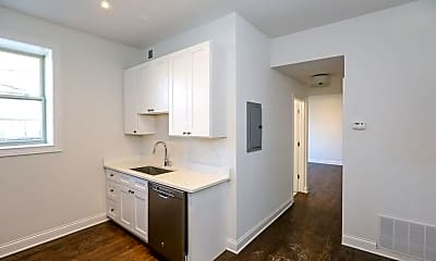 Kitchen, 1314 West Wrightwood Avenue, Unit 2R, 0