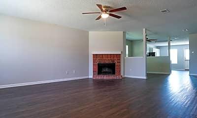 Living Room, 5300 Emmeryville Ln, 1
