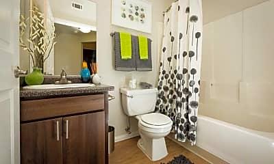 Bathroom, Ritiro Las Vegas, 2