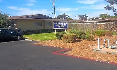 Park Palomar, 1