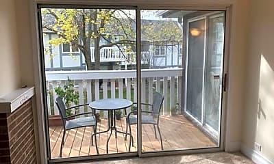 Patio / Deck, 225 Southwick Ct 225, 1