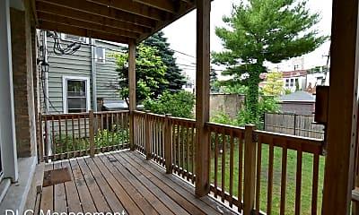 Patio / Deck, 1421 W Rosemont Ave, 2