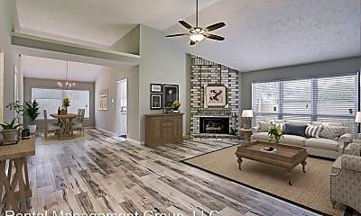 Living Room, 2414 Chelston Ct, 0