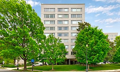 Building, 2475 Virginia Ave NW 417, 1