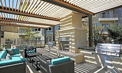 Patio / Deck, Dwell at Legacy Apartments, 2