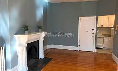 Living Room, 295 Newbury St, 1