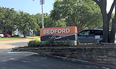 Bedford Creek, 1