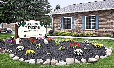 Community Signage, Arbor Reserve, 0