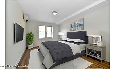 Bedroom, 7 Highland Ave 1A, 2