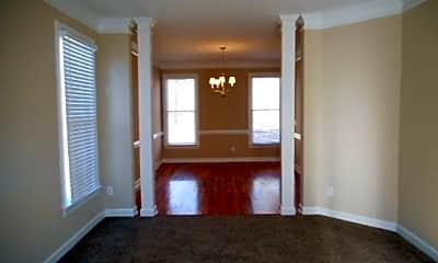 Living Room, 5916 Old Fox Trail, 1