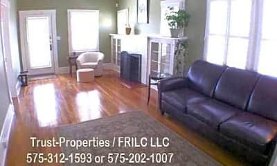 Living Room, 329 S Miranda St, 1