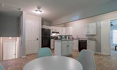 Kitchen, Room for Rent -  a 10 minute walk to bus 853, 0
