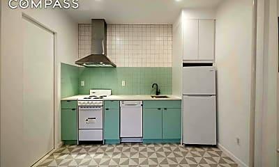 Kitchen, 487 Clinton Ave 1-L, 1