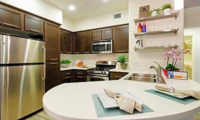 Kitchen, Solterra Ecoluxury Apartments, 0