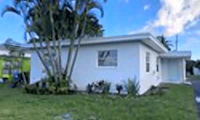 Building, 337 De Carie St, 1
