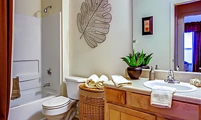 Bathroom, The Reserve at Mill Creek, 2