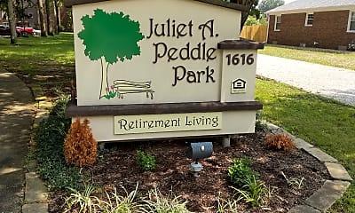 Peddle Park, 1