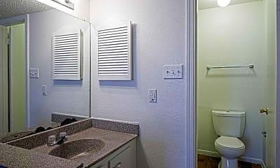 Bathroom, Collingwood Gardens, 2