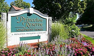 Community Signage, Princeton Reserve, 2