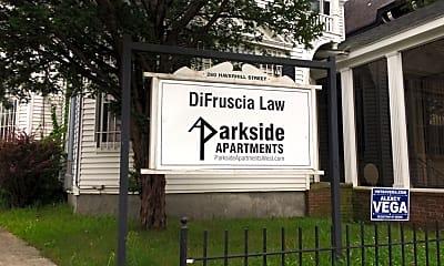 Parkside Apartments West, 1