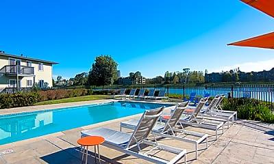 Pool, Chesapeake Point, 0