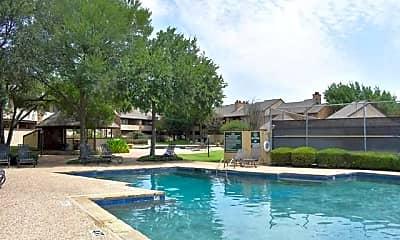 Pool, 1304 Harwell Dr 4820, 2