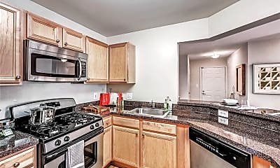 Kitchen, The Apartments at Harbor Park, 0