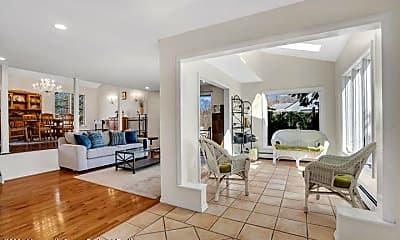 Living Room, 1 Calvin Terrace, 1