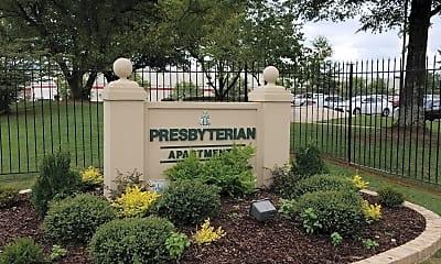Presbyterian Apartments, 1