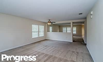 Living Room, 12613 Wooded Bluff Ct, 1