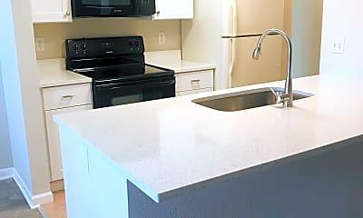 Kitchen, 7700 Depew St #1514, 0